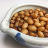 炊飯器で失敗なし♪とら豆の甘煮 1人前128kcal