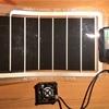 マルチパネルヒーターを使用した簡易温室にUSBファン設置【ヘラクレス幼虫の体重激減を受けて】