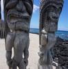 ハワイ島のティキを見にプウホヌア・オ・ホナウナウ国立歴史公園へ!