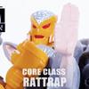 トランスフォーマー:KINGDOM War for Cybertron ラットトラップ(ラットル)vsヴァータブレイク