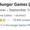 アメリカのアマゾンで最多レビュー数の小説