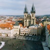 2019/02 プラハ旅行:②雪のプラハ