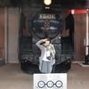 鉄道博物館に行きました