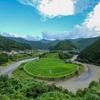 関西の絶景を尋ねる旅、和歌山県あらぎ島。