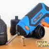 【工具】パーツ交換ができる ちょっと面白い電動小型ドライバー 小物家具等の組み立てに・・・《Tilswall》