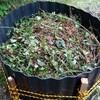 堆肥枠を自作してみた