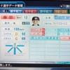 29.オリジナル選手 藤田裕太選手 (パワプロ2018)