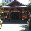 源九郎稲荷神社、優しく賢く。