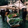 フィレンツェのオーガニックマーケット