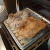 幸運な病のレシピ( 2043 )夜 :鶏ももの照り焼き(デロンギオーブン)、汁