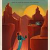 火星観光のポスター