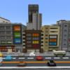 雑居ビル群を作る [Minecraft #37]
