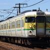 カラフルな新潟115系を撮る その2 日本海撮り鉄遠征⑭