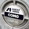 アネスト岩田のコンプレッサー分解。「衝撃のピストン焼き付き」