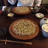 【白金・侘助】お蕎麦食べに行った。