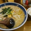 高円寺【味噌一】味噌一ラーメン ¥820