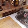 台所の背面