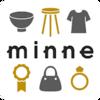 操作快適、目にも楽しいハンドメイドマーケット「minne」(ミンネ)のアプリ