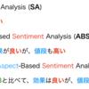 BERTによる感情分析を医療記事で実験してみた