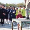 町民大運動会 小学生リレー ・体育表彰