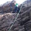 日和田山、曇りのち夏日、ゲストを迎えて充実の岩トレ