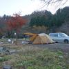 祝ソロキャンプデビューは青野原オートキャンプ場【その2】