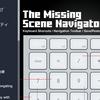 【Unity】シーンビューをキーボードで操作できる「Scene Navigator Pro」紹介(無料)