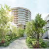 #425 自由な建物形状実現のタワマン登場 三井住友建設の新構法「スキット・アミーバ」初採用