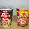 菜食週間/ギンジェー(齋)とカップヌードル