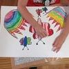 2年生:図工 ひみつのたまご