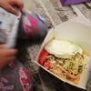 ウィーンでの晩御飯はタイ料理のテイクアウト