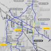 西三河の鉄道のうつりかわり15回め=西尾鉄道の一部廃止、あんじょう支線の廃止、岡崎市内線・挙母線の一部・福岡線の廃止