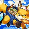 【モンスト】九尾の蕎麦ぎつね、神化素材、入手場所、使い道、評価、攻略、ドロップ率/ふっくらお揚げの妖怪狐