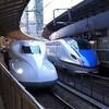 ウフフッ!新幹線出張で、駅そばコンボ・・・・ →失敗