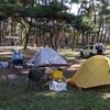 パイセンキャンプ@大洗キャンプ場