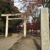 【大前神社/真岡市】最強にでかい恵比寿様がいる神社。(御朱印有り)