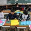 図工の授業
