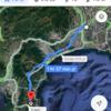 【四国までカップルヒッチハイク】総移動距離1700キロ 神奈川から四国までの旅