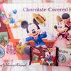 ディズニーのお土産お菓子*チョコレートカバードラスク*2019年1月