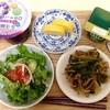 5月18日の食事記録~瑠璃色の刻(とき)観劇♡