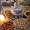 クリスマスの飾り付け、料理、デザート(オーストラリア版)