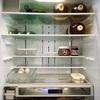 【冷蔵庫レポート】すっからかんの冷蔵庫で中身も気持ちもすっきり♪