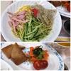 中部大学 応用生物学部 食品栄養科学科 開発の「冷やし中華定食」を食べてみた。