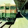 この1枚から 夏の繁忙期輸送に駆り出された「大目玉」の急行形電車・国鉄167系