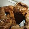 高村光雲「老猿」の3Dデータを、東京国立博物館内で採取できるか? 立体美術品の3Dデータは、すべて国民の共有財産だ、寄越せ!!