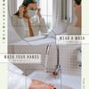 ポスター「マスク・手洗い励行」