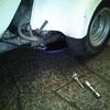 #バイク屋の日常 #ホンダ #ジャイロキャノピー #エンジンオイル交換