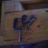 DIY 基本の道具 クランプ