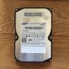 内蔵HDDの再利用は意外と簡単でした。