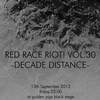 "9/13(fri)  ""red race riot! vol.30"""